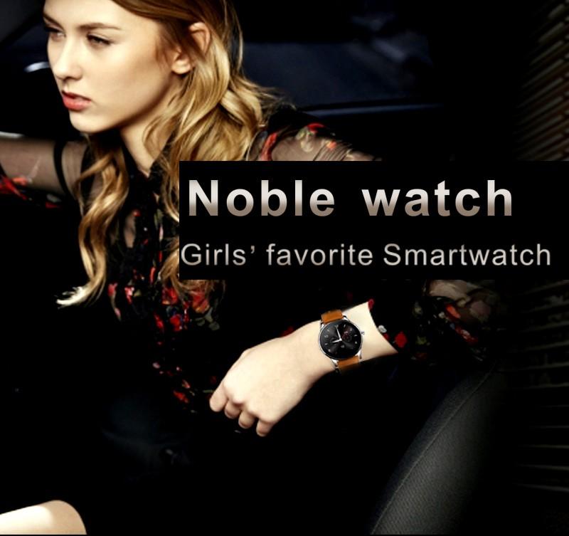 ถูก 2016ขายสมาร์ทนาฬิกาH Eart Rate Monitor 2.5Dโค้งOGSหน้าจอสัมผัสสำหรับA Ndroid IOSโทรศัพท์หลายภาษามาร์ทโฟน