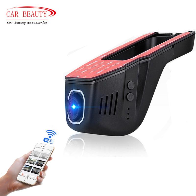 Hidden Super FHD 1080P WIFI Car DVR Dash Cam Night vision Car Camera Black box With Novatek 96658 Chip and Sony IMX322 Sensor(China (Mainland))