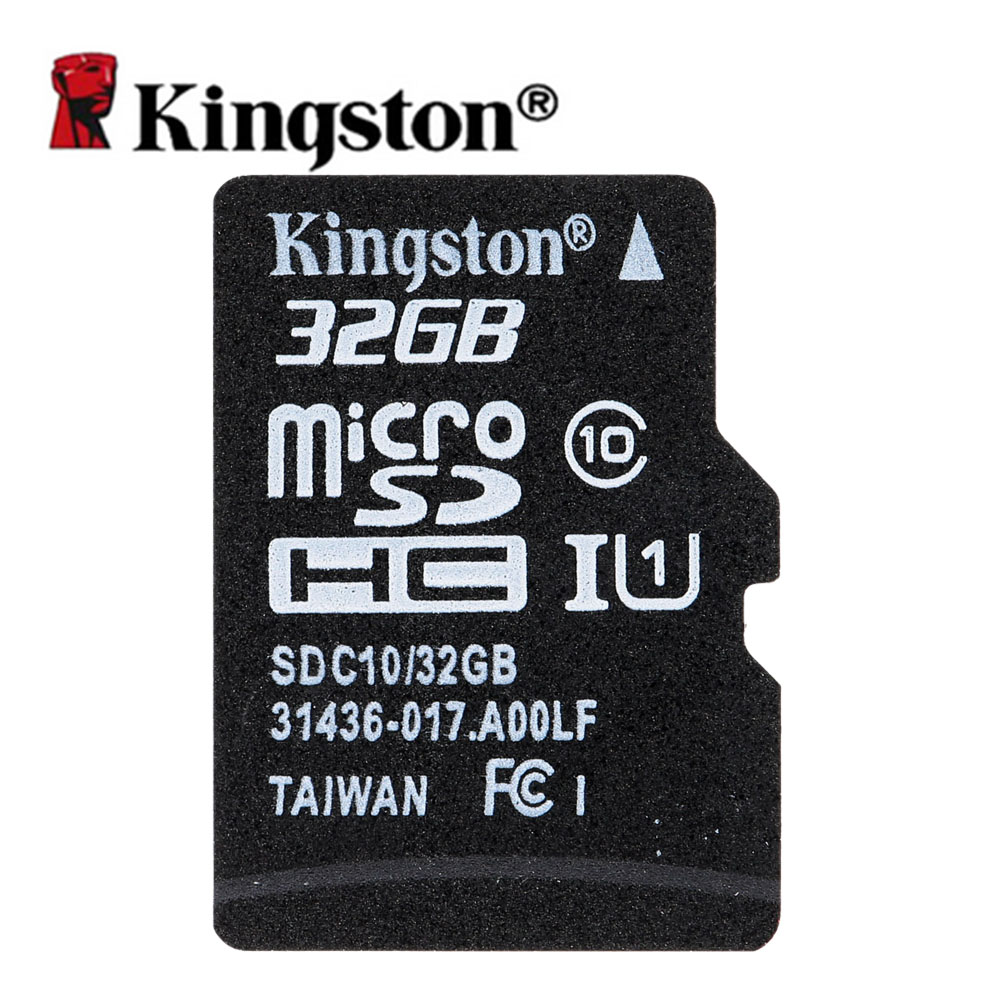 Kingston Class 10 64GB 32GB 16GB 8GB MicroSDHC TF Flash Memory Card 48MB/s Maximal Speed Large Capacity High Performance TF Card(China (Mainland))