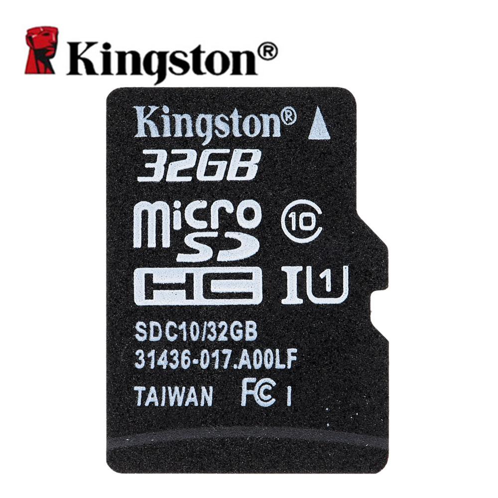 Kingston Class 10 64GB 32GB 16GB 8GB MicroSDHC TF Flash Memory Card 48MB/s Maximal Speed Large Capacity High Performance TF Card(China (Mainland))