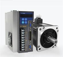 Чпу AC серводвигателя комплект 3ph 220 В 130 мм 10NM 1000 Вт 1KW 1000 об./мин. 4.5A 3 м кабель