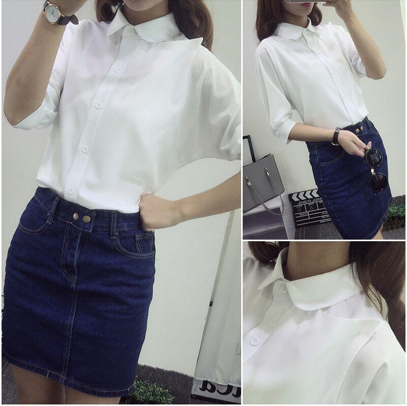 мода белые рубашки лето 2016