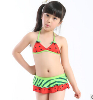 The New Children 39 S Swimwear Little Cute Baby Girl Bikini