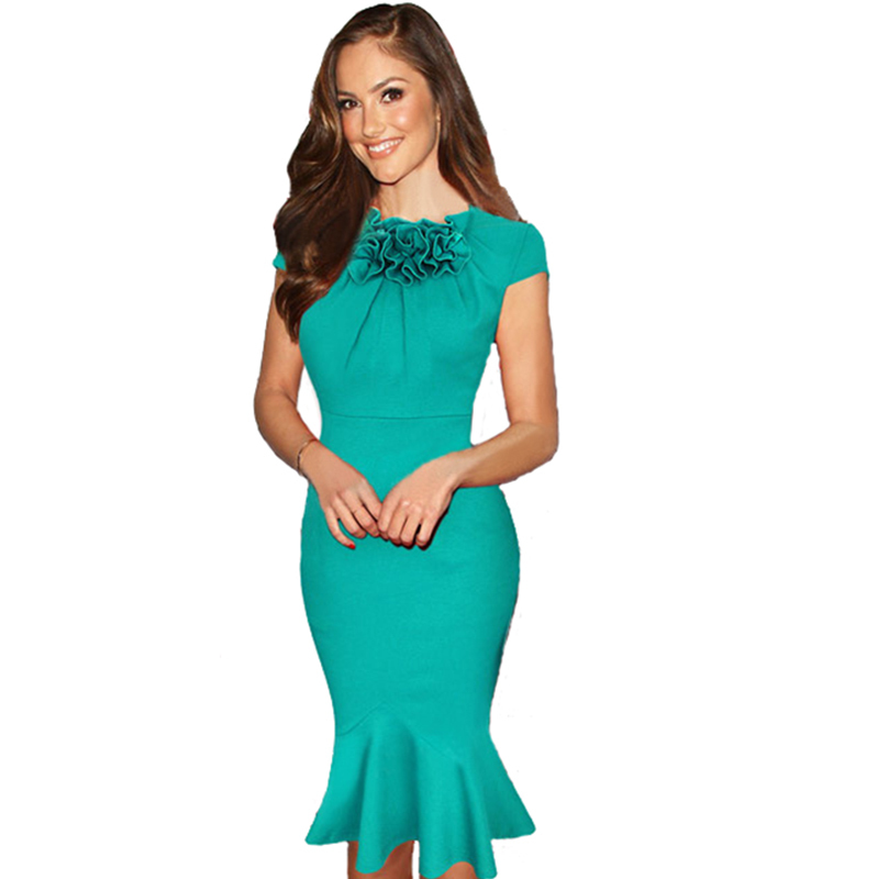 Elegant American Office Wear Dress For Girls  XciteFunnet