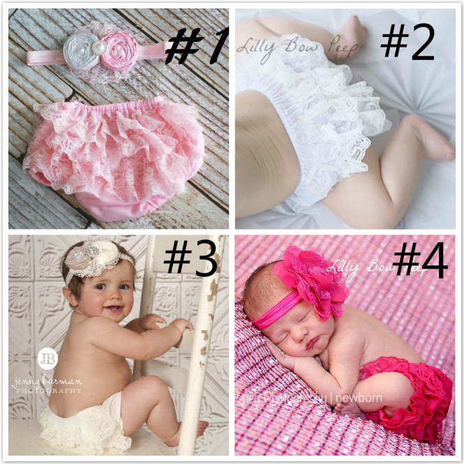 Baby Cotton Ruffle Bloomers cute Baby Diaper Cover Newborn Flower Shorts Toddler fashion Summer Satin Pants