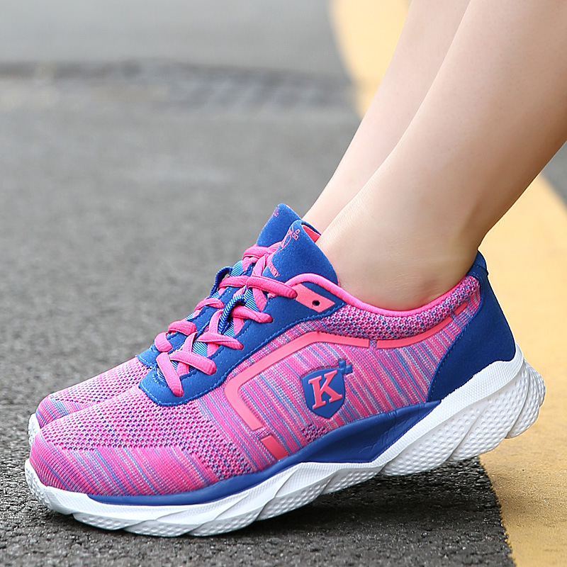 outdoor sport shoes low top running shoes women sneakers 299d(China (Mainland))