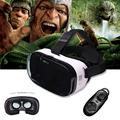 Fiit 2N Virtual Reality Smartphone 3D Glasses VR Headset Google Cardboard Leather Version Helmet vrbox for
