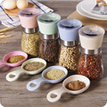 4 Colours 13 2cm 6 7cm Manual Salt and Pepper Mill Grinder Mordern Grinding Kitchen Accessories