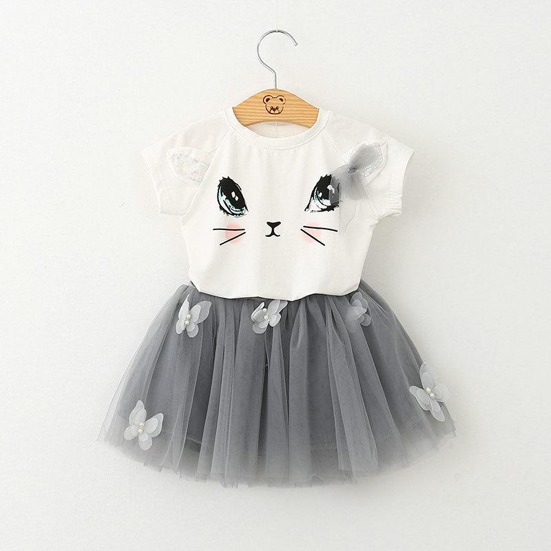 Aliexpress Buy 2016 new baby clothing littler cat