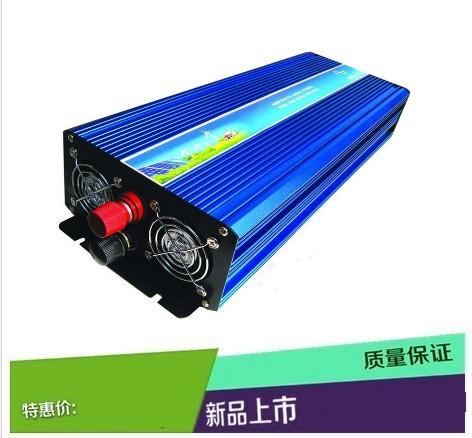 3000W Inverter DC12V/24V/48V to AC220V Pure Sine Wave Inverter 6000W Peak Power ISO9001 CE ROHS FCC<br><br>Aliexpress