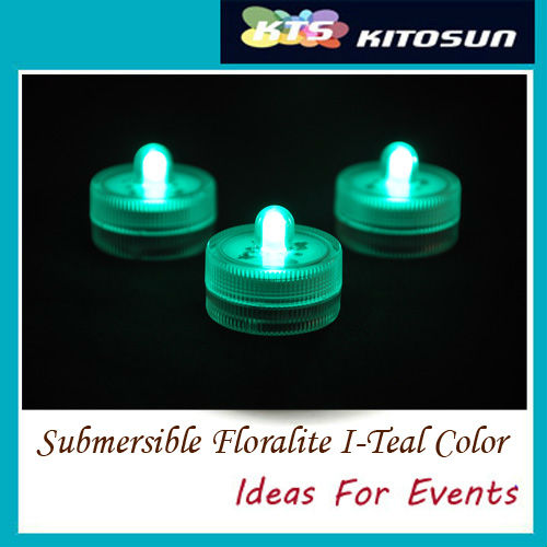 ROMANTIC 120 green Long Lasting Batteries Centerpiece Decor Submersibe LED Party Wedding Light(China (Mainland))