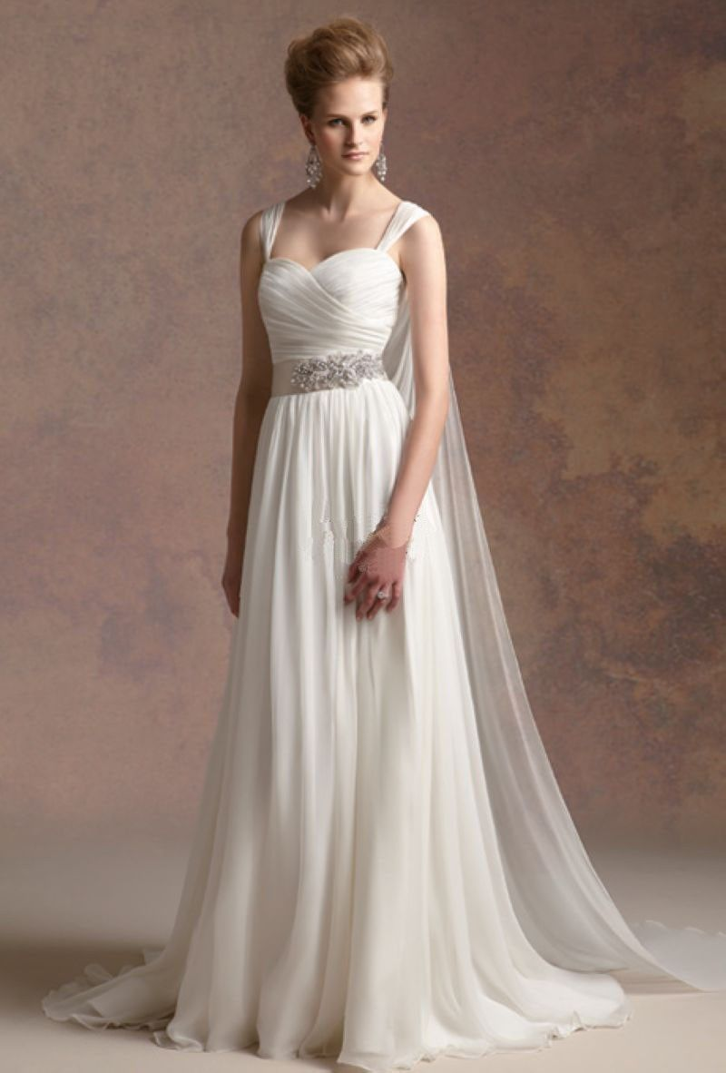 Free shipping low price beach sweetheart sashes vestidos for Low price wedding dresses