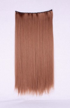 Straight Synthetic Hair Extensions