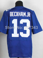 #13 Odell Beckham Jr Jersey,Elite Football Jersey,Best quality,Authentic Jersey,Embroidery Logo,Size M--3XL,Can Mix Order