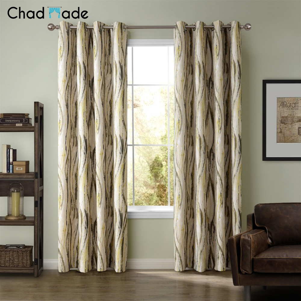 Popular curtains design buy cheap curtains design lots from china curtains design suppliers on for Lined valances for living room