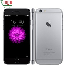 Unlocked Original Apple iPhone 6 Plus 16/64/128GB ROM 1GB RAM 5.5 screen ios9 phone 8MP/Pixel LTE 6 Plus Used Mobile Phone(China (Mainland))