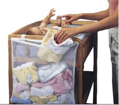 Многофункциональный сетка грязная одежда пеленки мешок организатор