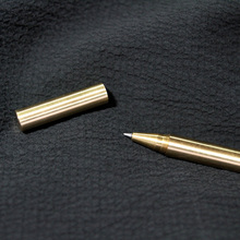 Custom Shop consciously fifth anniversary of brass pen(China (Mainland))