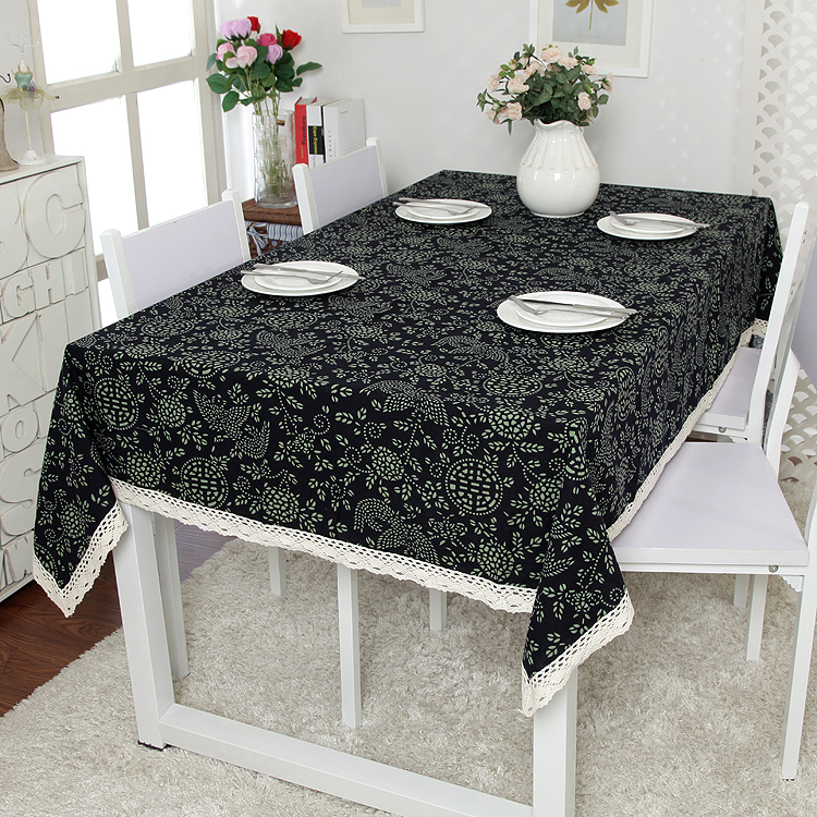 Simple Style Linen Table Cloth Tablecloth Table Cover manteles para mesa High Quality Free Shipping(China (Mainland))