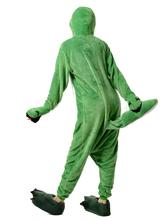 New Cute Green Snake Couple Winter Kigu Full Sleeve Hoodie Jacket Pajamas Pyjamas