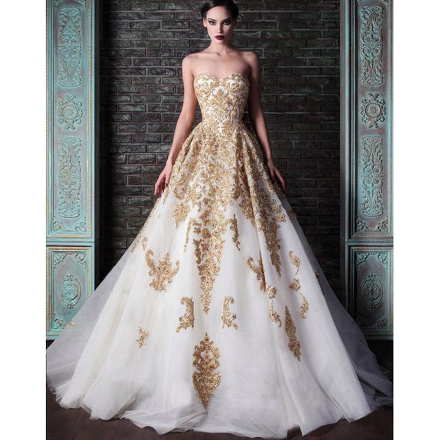 Luxury wedding dress trends: Elegant wedding dresses on sale
