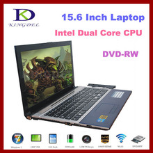 New KINGDEL 15.6″ Gaming Laptop Notebook with Intel Celeron 1007U 1.5Ghz Dual Core+2GB RAM+320GBHDD+ DVD-RW+1080P HDMI+Webcam