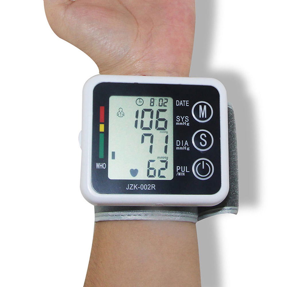 T2N2 Health Care Automatic Oscilloscopic Wrist Digital Blood Pressure Monitor Tonometer Meter for Measuring And Pulse Rate  T2N2 Health Care Automatic Oscilloscopic Wrist Digital Blood Pressure Monitor Tonometer Meter for Measuring And Pulse Rate  T2N2 Health Care Automatic Oscilloscopic Wrist Digital Blood Pressure Monitor Tonometer Meter for Measuring And Pulse Rate  T2N2 Health Care Automatic Oscilloscopic Wrist Digital Blood Pressure Monitor Tonometer Meter for Measuring And Pulse Rate  T2N2 Health Care Automatic Oscilloscopic Wrist Digital Blood Pressure Monitor Tonometer Meter for Measuring And Pulse Rate  T2N2 Health Care Automatic Oscilloscopic Wrist Digital Blood Pressure Monitor Tonometer Meter for Measuring And Pulse Rate