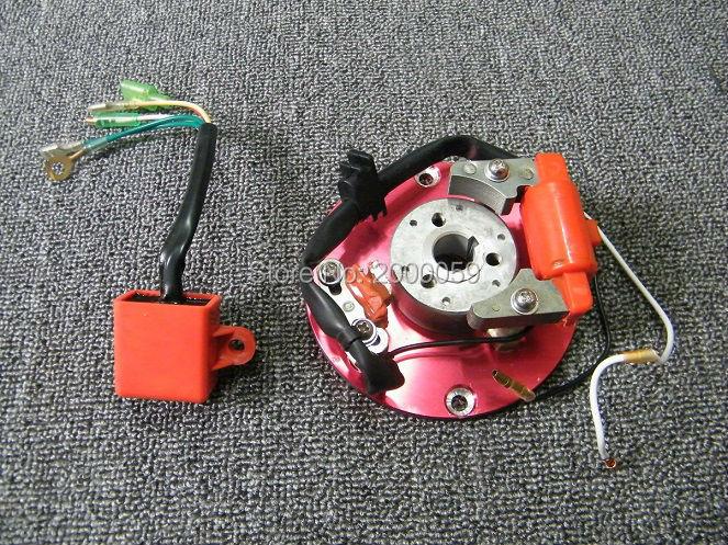 High speed Inner Racing Magneto Stator Rotor + CDI Kit XR50 CRF50 XR CRF 125cc 140 150cc PIT PRO Dirt Bike