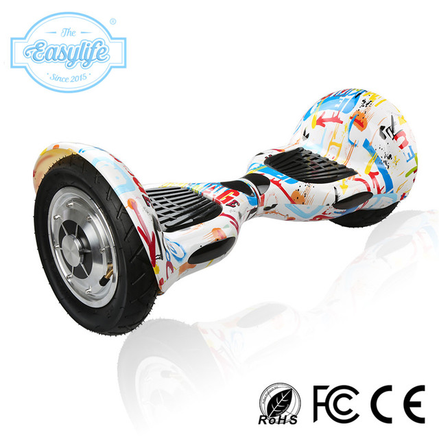 cool hoverboard bluethooth stereo oxboard self balancing board scooters 10in skywalker board. Black Bedroom Furniture Sets. Home Design Ideas