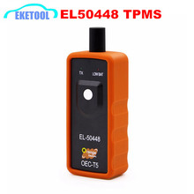 Buy Works For GM/Opel Vehicle Series Auto Tire Pressure Monitor Sensor OEC-T5 EL50048 Automotive Activation EL-50448 For GM TPMS for $18.88 in AliExpress store