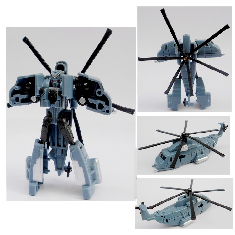 Transformation Autobot Robot Vehicle Storm Boys Kids Action Figures Minifigure Toy Gift