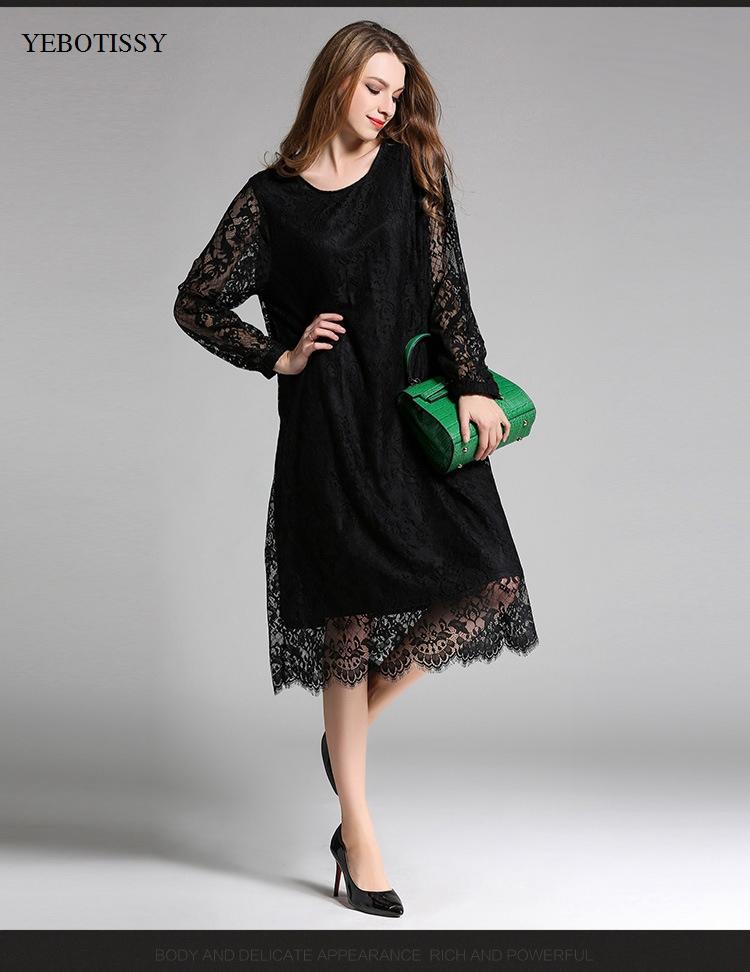 lace dress 2017 plus size (7)
