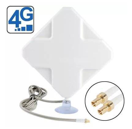 Hot Selling 35dBi 4G Antenna Wifi Antenna With TS9 Connector For Huawei E392 E398 E589 E5372 E5375 E5756 E5776(China (Mainland))