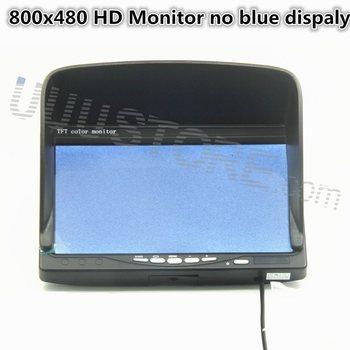 Бесплатная доставка, Наземная станция 500cd 800 x 480 не синий 7 дюймов TFT LCD цветной HD монитор FPV для QAV250 DJI фантомным Quadcopter