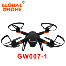 Global Drone GW007-1 Remote Control Helicopter In Long Distance Quad Rotor RC Helicopter Quad Helicopter Camera Cheap RC Drone
