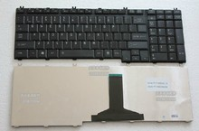 US New Laptop Keyboard Free Shipping For Toshiba Satellite P200 P205 P300 P305 P500 P505 A500 A505 A505D