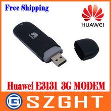 Singapore Post livraison gratuite Unlocked HUAWEI E3131 - 3 G 21 M USB Dongle E3131 Modem huawei, Pk E367 / E1820 / E1750(China (Mainland))
