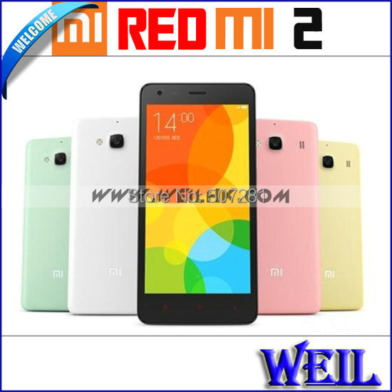 Мобильный телефон Xiaomi Redmi 2 4 g LTE 1 8 4.7 8.0MP Sim