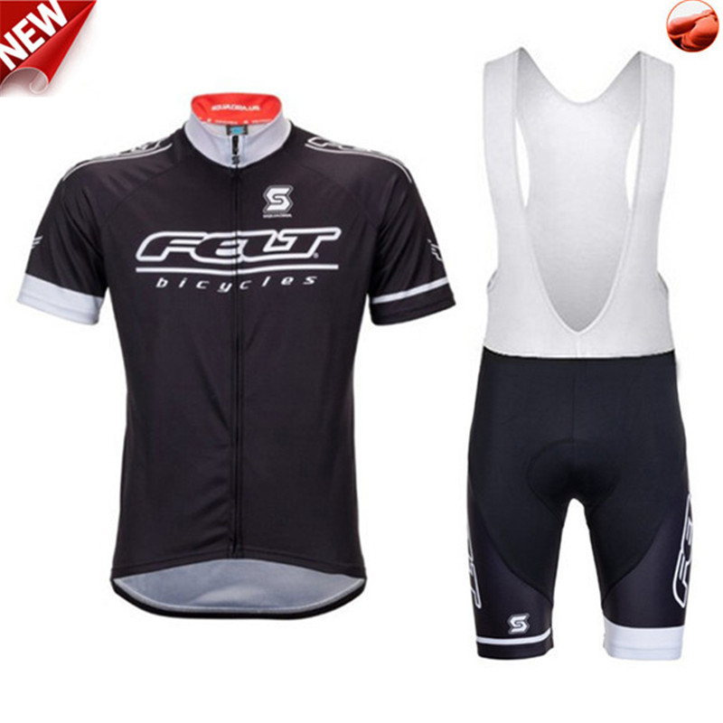 cycling jersey 2016 hot sale felt cycling jersey set ropa ciclismo men hig quality gel pad mtb clothing abbigliamento ciclismo<br><br>Aliexpress