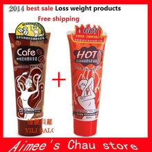 2015 free shipping YILI 18pcs set BOLO BODY CHILI+COFFEE SLIMMING GEL CREAM Weight Loss products anti cellulite cream 85ml