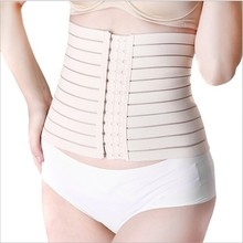 Newest Maternity Abdomen Corset Waist hook-style Belt Slimming Shapewear Body 1pcs Free Shipping