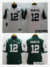youth York Jets #15 brandon marshall #24 Darrelle Revis 87 Eric Decker #22 Matt Forte Color Rush Green white,camouflage(China (Mainland))