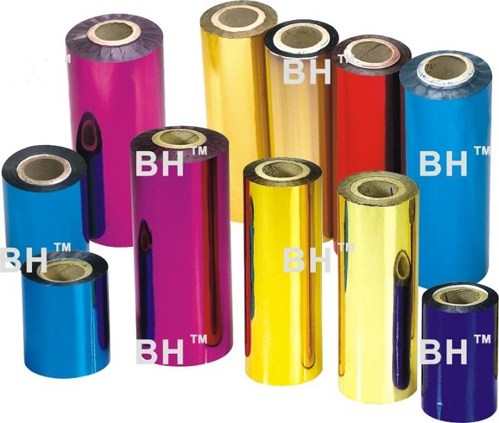 2 Rolls(gold ,slilver or other color) Hot Foil Stamping Paper Heat Transfer Anodized Gilded Paper with Shipping Cost Fee(China (Mainland))