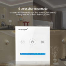 Buy Milight P1 DC12-24V Brightness dimming Smart Panel Controller single color led strip light Milight lamp bulb for $22.10 in AliExpress store
