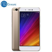 Buy Dreami Original Xiaomi Mi 5S mi5s 3GB RAM 64GB ROM Cellphone Snapdragon 821 Quad Core 5.15 Inch Mi5s Ultrasonic Fingerprint for $258.99 in AliExpress store
