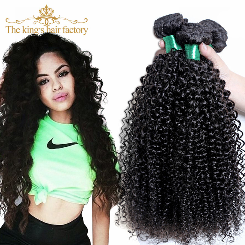 ... Hair 4 Bundles Cheap 7A Wet And Wavy Afro Kinky Curly Hair Crochet