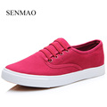 New Spring Summer Men s Casual Shoes Breathable Fashion Men Canvas Shoes Man Flats Lace up