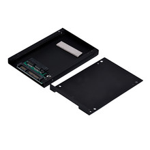 Buy 2017 New arrive Micro SATA 1.8Inch 2.5Inch HDD Hard Drive SSD Convertor Enclosure Adapter Bitcoin Mining Expanded wholesa for $4.87 in AliExpress store