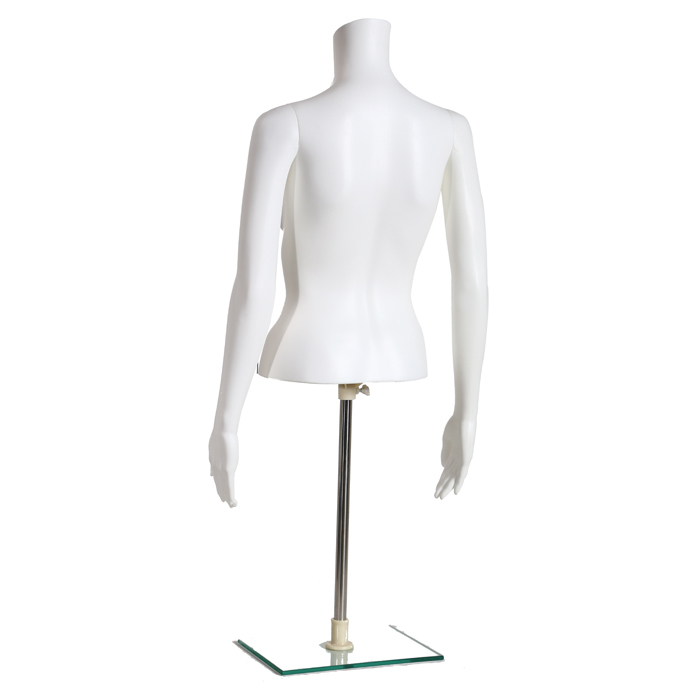 Plastic Mannequin Dress Form Torso Dress Form Mannequin