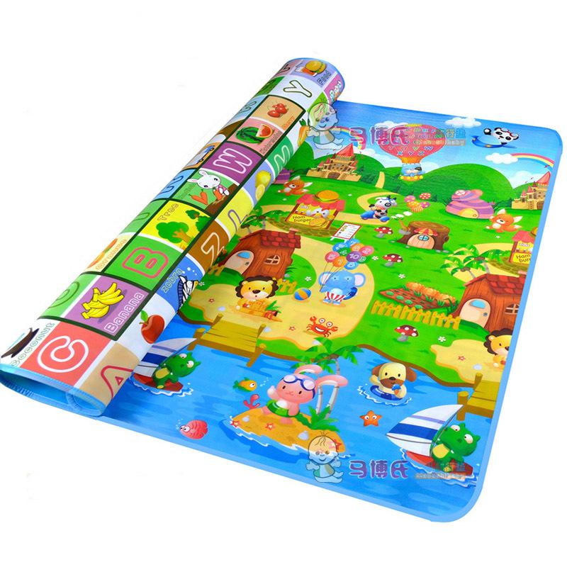 Aliexpress Com Buy 1pc Eva Foam Baby Play Mat Children